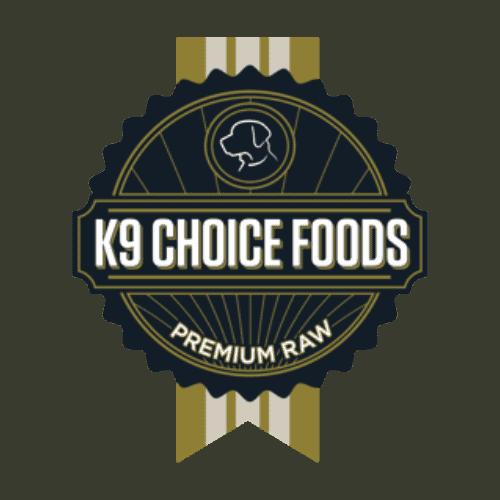 K9 Choice Foods Raw Pet Food