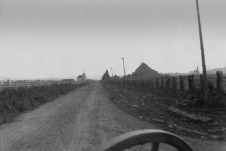 Milner Church and Milner Barn