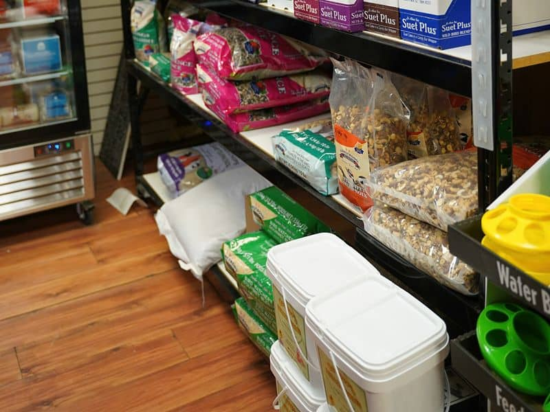 Milner Feed and Pet Supply Bird Food