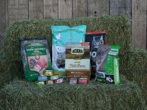Milner Feed and Pet Supply Cat Food
