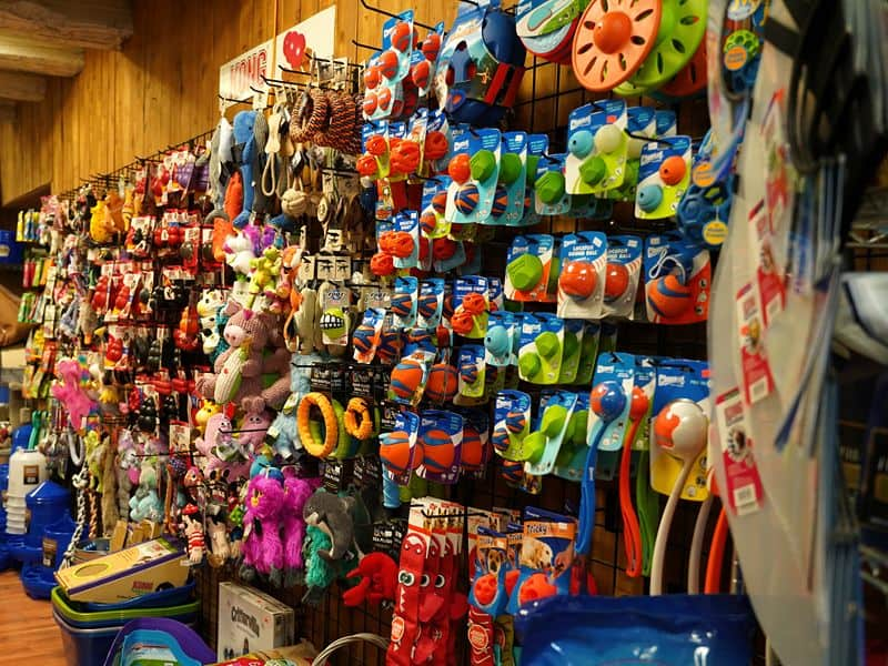 Milner Feed and Pet Supplies Dog and Cat Toys
