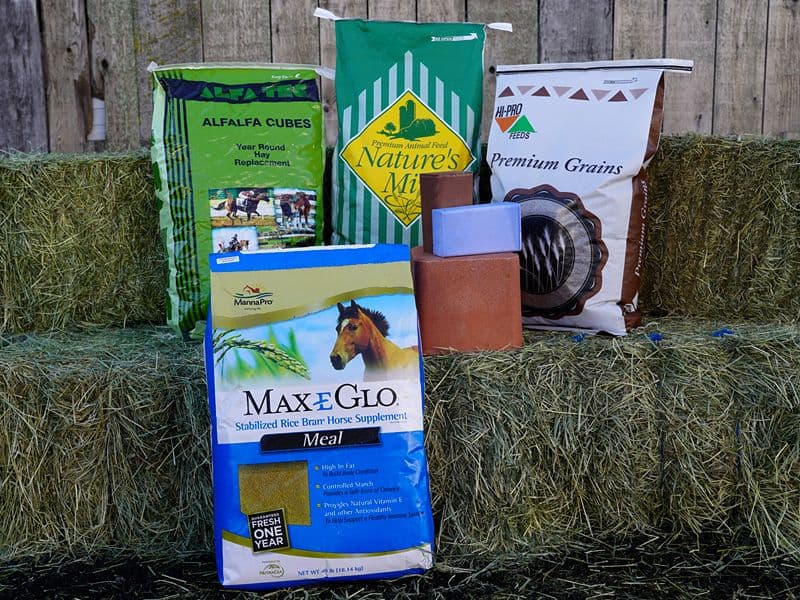Milner Feed and Pet Supplies Horse Nutrition