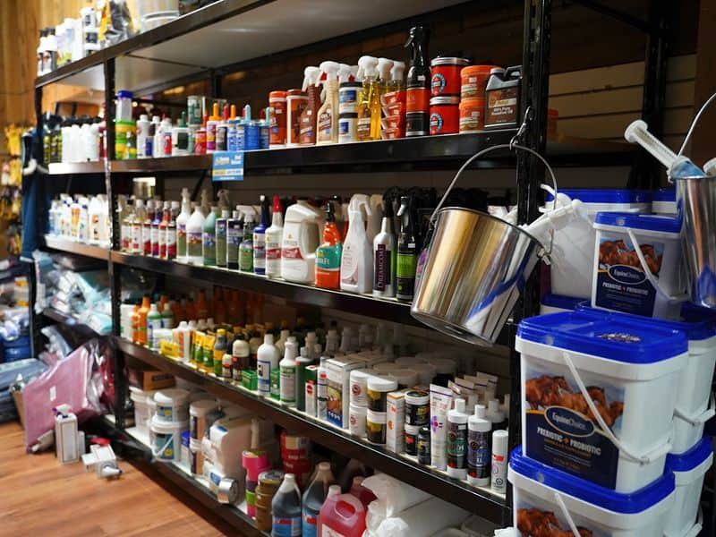 Milner Feed and Pet Supplies Horse Care