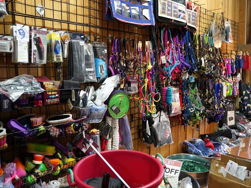 Milner Feed and Pet Supplies Horse Tack