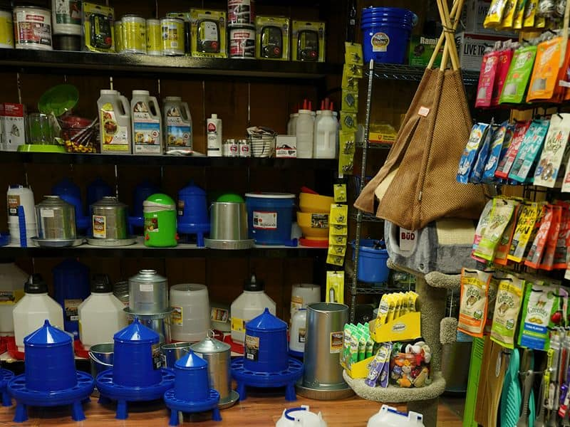 Milner Feed and Pet Supplies Poultry Supplies