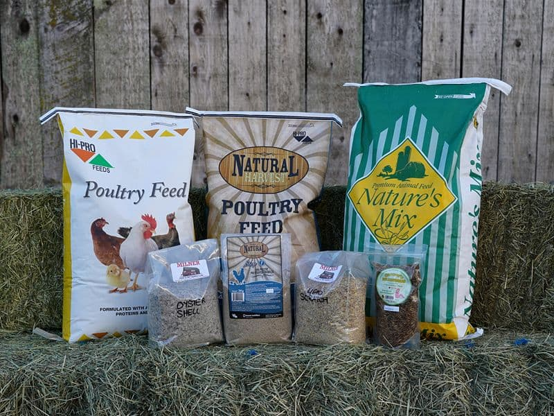 Milner Feed and Pet Supplies Poultry Feed