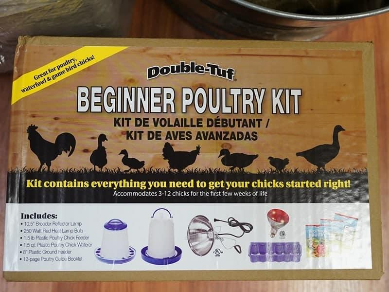 Beginner Poultry Kit