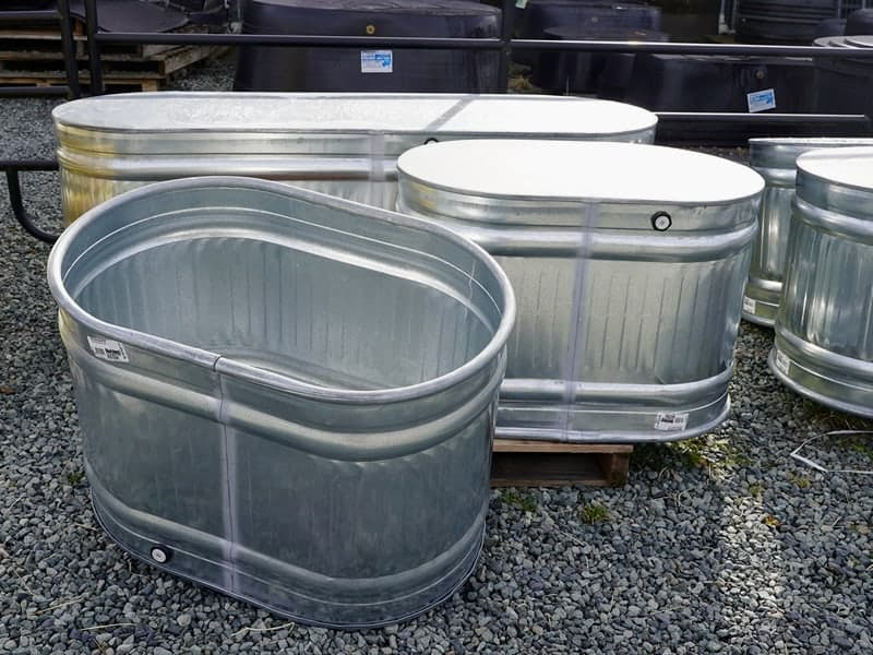 Milner Feed and Pet Supplies Seasonal Products - Tubs