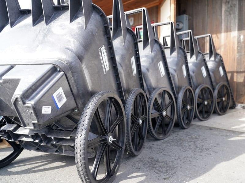 Milner Feed and Pet Supplies Seasonal Products - Wheelbarrows
