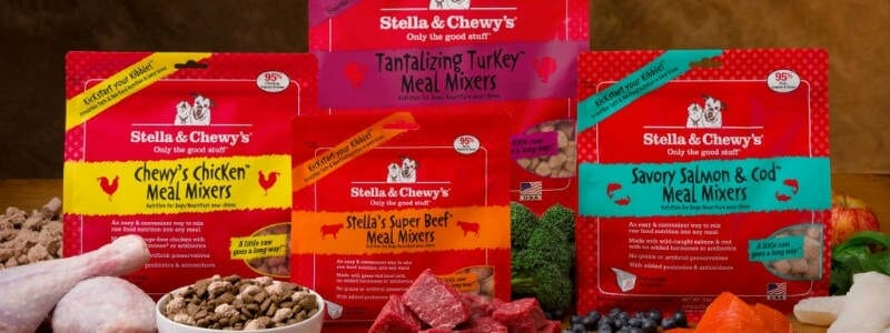 Sella and Chewys Raw Dog Food